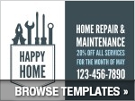 Home Maintenance & Repair
